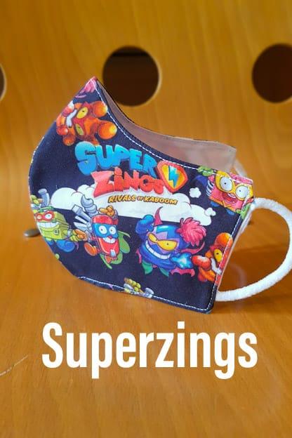 mascarilla Superzings