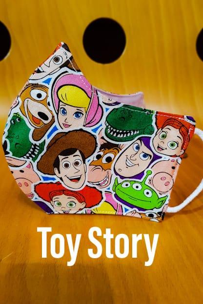 mascarilla Toy Story