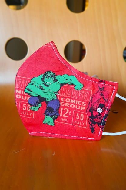 mascarilla Hulk