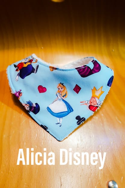 Bandana Alicia Disney