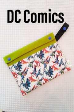 Porta bocadillos DC Comics