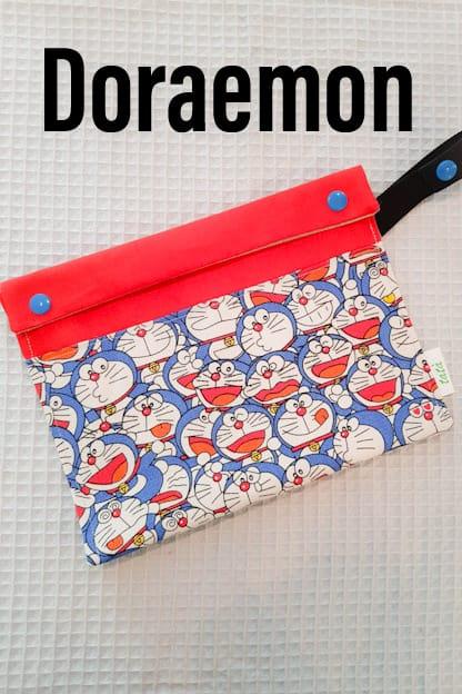 Porta bocadillos Doraemon