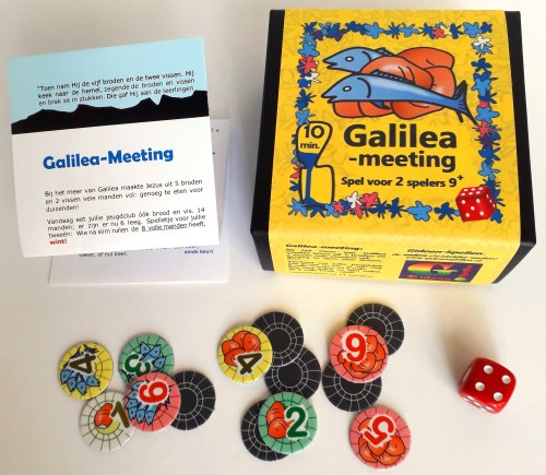 Galilea-meeting: Speluitstalling B
