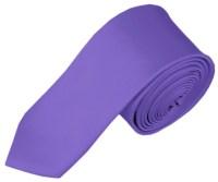 YS-29 | Boys' Solid Purple Necktie