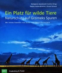 Laura E - Buchvorstellung ein Platz für wilde Tiere