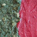 Rot-grünes Gebäck für Karnivoren