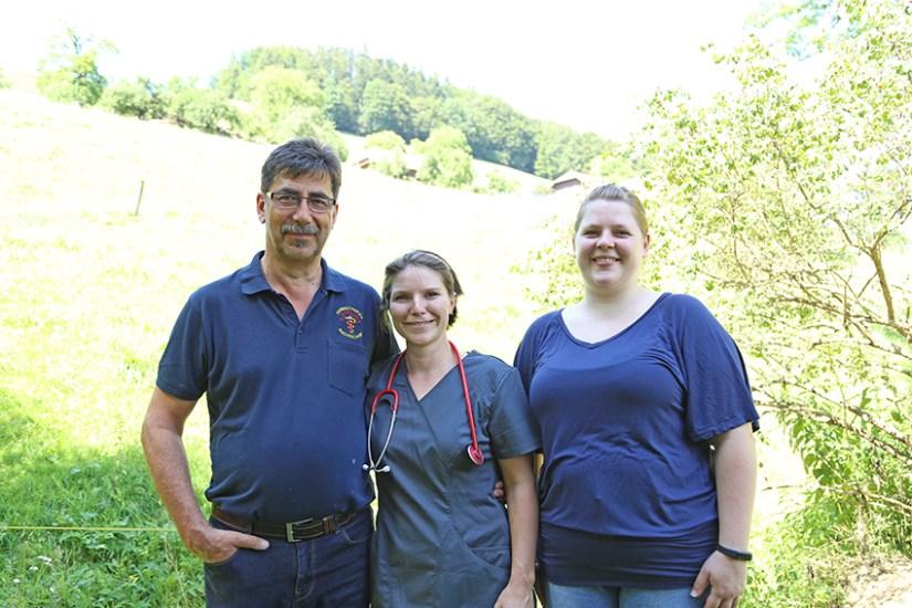 Tierarztpraxis Scherliau_Team