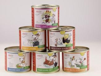 anifit-hundefuttersorten
