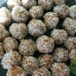 Türkische-Karotten-Zimtkugeln