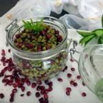 Maş Fasulyesi Salatası – Mungobohnensalat