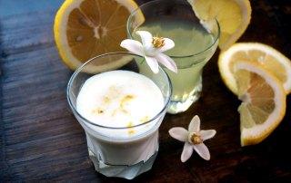 Zitronen-Likör