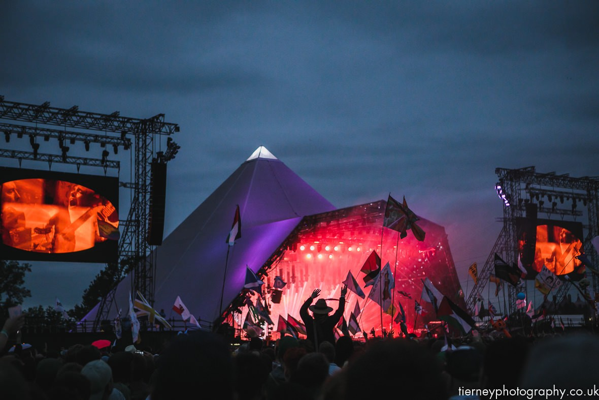 Photos of Glastonbury Festival 2017  Buy Your Prints