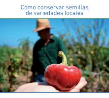 Cómo conservar semillas de varieades locales - ecodivulga marzo