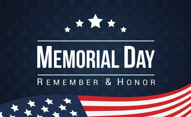 Memorial Day Holiday Tierra Del Sol