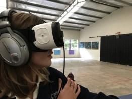 Juanita realidad virtual