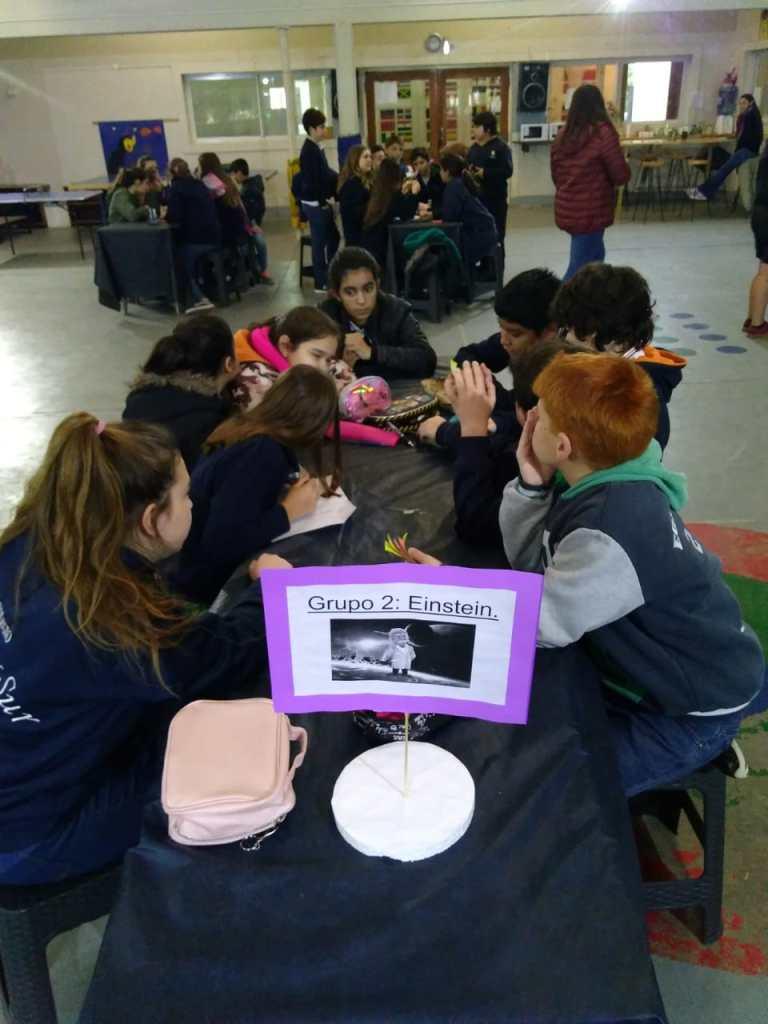 Festival Intercolegial de Números en Colegio Tierra del Sur Pinamar