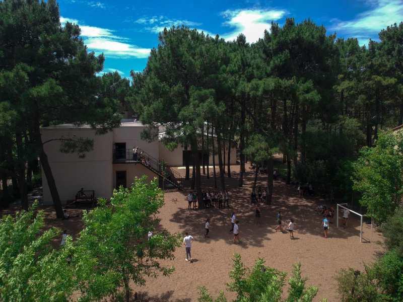 Colegio Tierra del Sur en Pinamar, Buenos Aires, Argentina