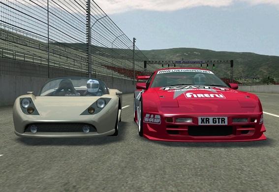 videojuego carrera de coches