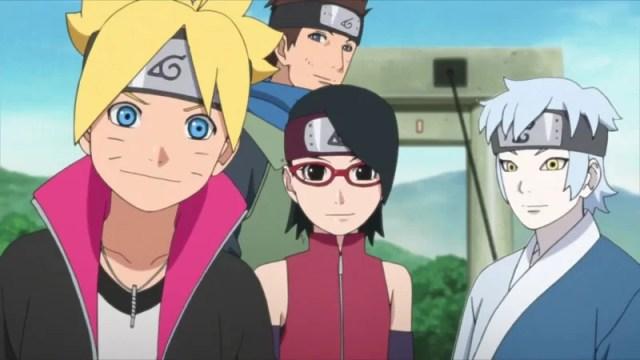 El Equipo Konohamaru de Boruto: Naruto Next Generations cobra vida con  cosplay – TierraGamer