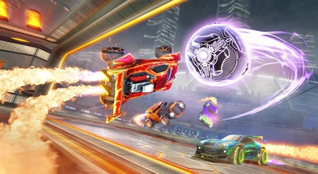 second Rocket League tournament