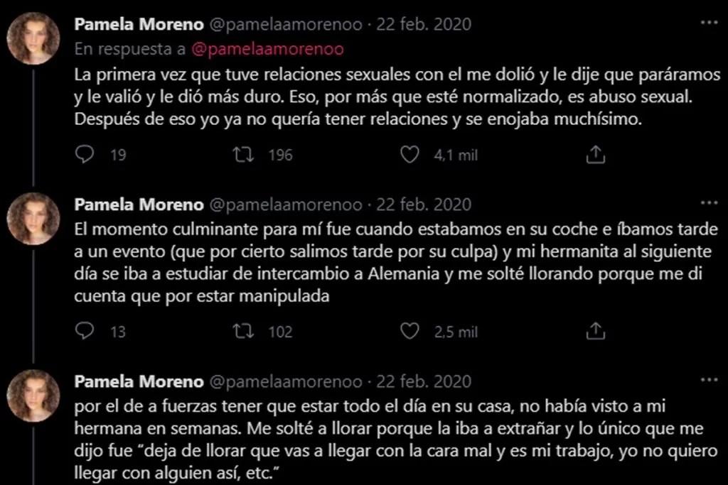 testimony of pamela moreno against disney for child abuse drake bell