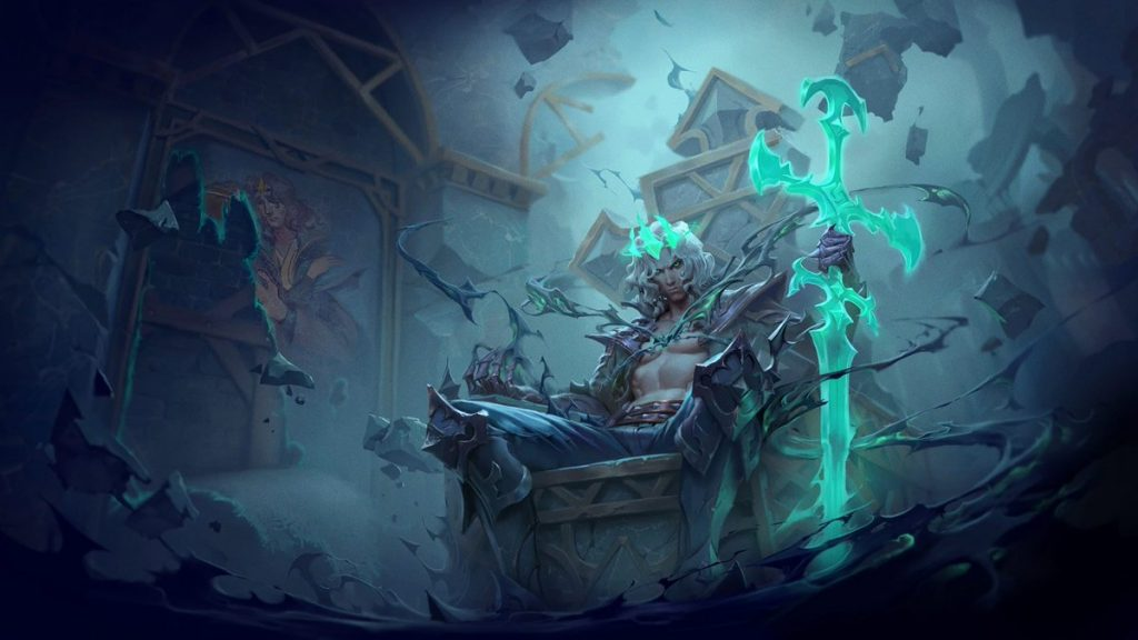 viego, league of legends, ruined king