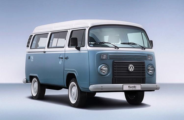 Adios al Bus Volkswagen Kombi