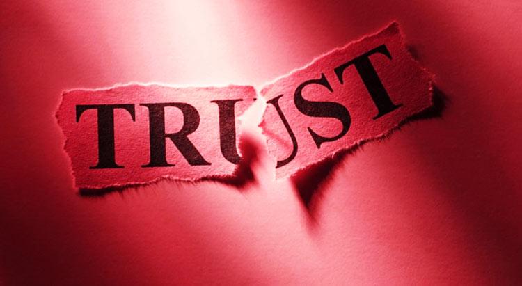 Cómo volver a generar la confianza Rota
