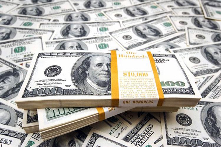 dólar papel