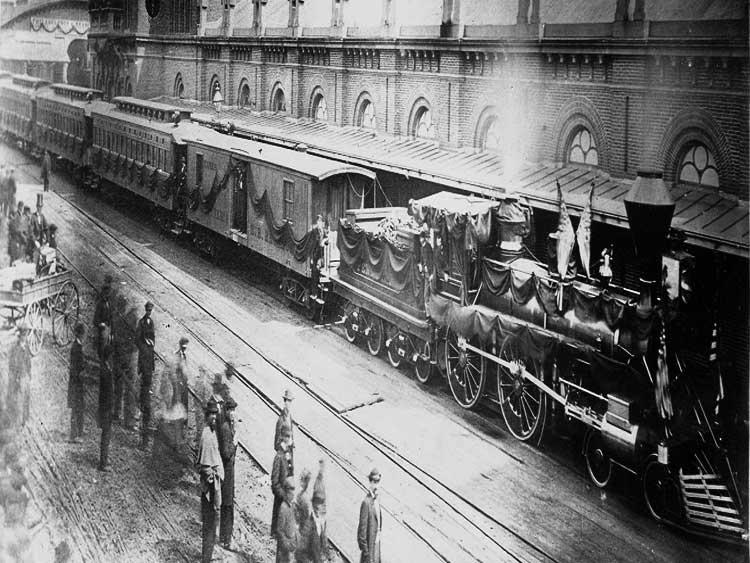 Tren Funerario de Lincoln