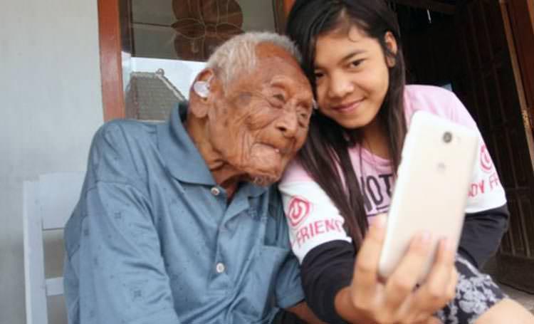 Secreto del hombre más viejo del mundo - cumple 146