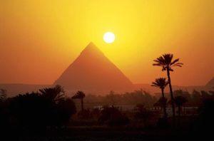Un gallego descubre el misterio de las Pirámides