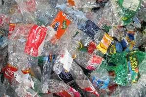 Carreteras de plástico reciclado desde el Océano