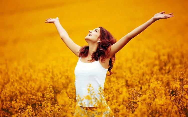 Cómo ser feliz en la vida: 7 consejos prácticos
