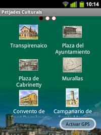 Guías Turísticas - Pantalla Principal
