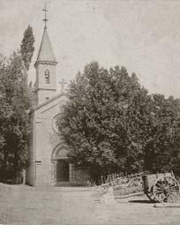 Postal de época. Sant Jaume de Rigolisa.