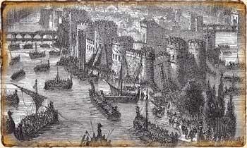 Cronología Vikinga - Asedio de París