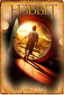 Poster el hobbit