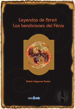 Leyendas de Arreit de Ruben Falgueras