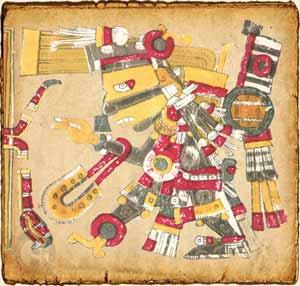 mitología Azteca - Tezcatlipoca, el dios invisible