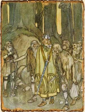 Mitología Celta - Finn McCool