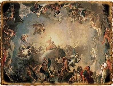 Mitología Griega - Olimpo y Atlántida