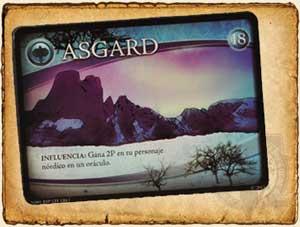 Asgard en Guerra de Mitos