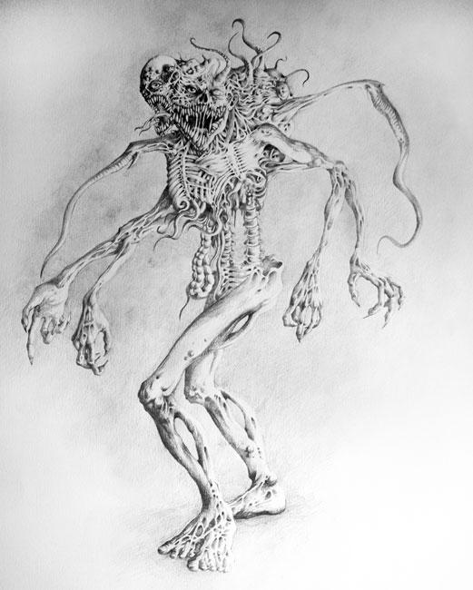 Zhar - Ilustraciones de Fantasía