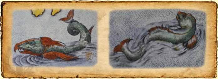 Monstruos Gerard Mercator