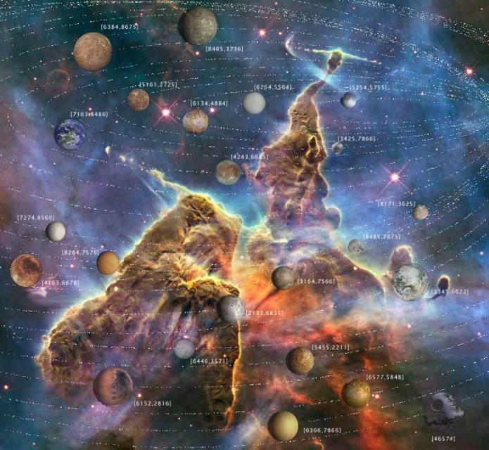 Nebula Carina