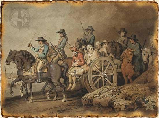 Relatos de Fantasía - Esclavos y traidores