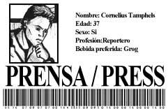 Pase de Prensa Cornelius Tamphels