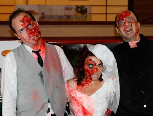 Survival Zombie - Boda Zombie