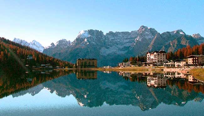 Survival Zombie -  Lago Misurina, Dolomitas